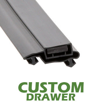 Profile-612-Custom-Drawer-Gasket-gasket-612-Anthony-1