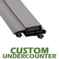 Profile-612-Custom-Undercounter-Door-Gasket-gasket-612-Anthony-1