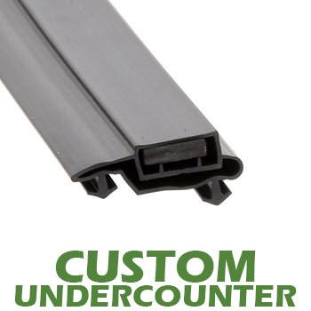 Profile-612-Custom-Undercounter-Door-Gasket-gasket-612-Anthony-1