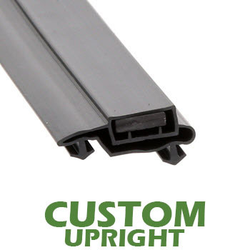 Profile-612-Custom-Upright-Door-Gasket-gasket-612-Anthony-1
