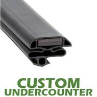Profile-632-Custom-Undercounter-Door-Gasket-gasket-632-Anthony-1