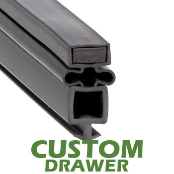 Profile-959-Custom-Drawer-Gasket-gasket-959-True-Mfg-1