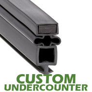 Profile-959-Custom-Undercounter-Door-Gasket-gasket-959-True-Mfg-1