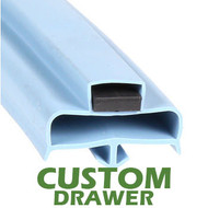 Profile-967-Custom-Drawer-Gasket-gasket-967-Delfield-1