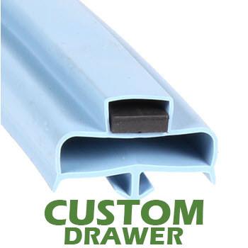 Profile-967-Custom-Drawer-Gasket-gasket-967-Delfield-1