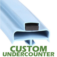 Profile-967-Custom-Undercounter-Door-Gasket-gasket-967-Delfield-1