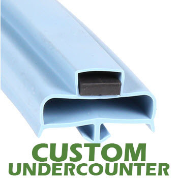 Profile-967-Custom-Undercounter-Door-Gasket-gasket-967-Delfield-1