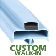 Profile-967-Custom-Walk-in-Door-Gasket-gasket-967-Delfield-1