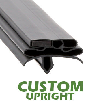Profile-582-Custom-Upright-Door-Gasket-gasket-582-True-1