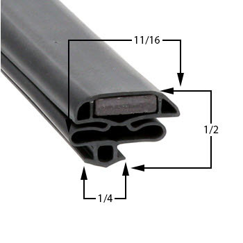 Anthony-Gasket-26-1/8-x-44-1/2-58-668-IS28AG-IS101AG-IS67CS-M450AG-IS67AG-IS41AG-1