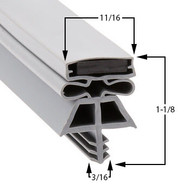 Kolpak-Gasket-36-1/4-x-78-1/4-63-082-22519-1075-FSU-WICWIF-18713S-18813S-225191075-18715S-1