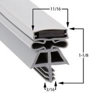 Kolpak-Gasket-38-1/2-x-77-1/2-63-087-22517-1075-18709S-225171075-1