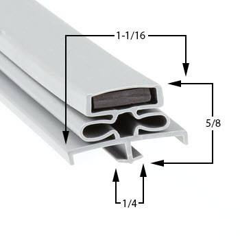 Utility-Gasket-7-9/16-x-25-7/8-11309-P9-69-014-1