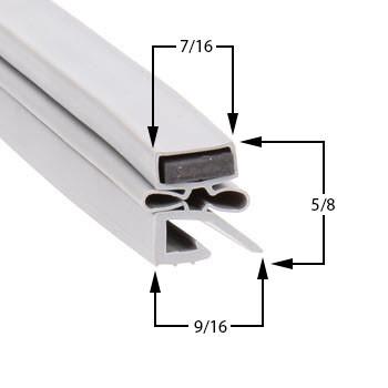 Utility-Gasket-26-x-32-1/4-69-039-6220-P2-1