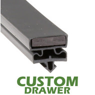 Profile-548-Custom-Drawer-Gasket-gasket,548,Styleline-2