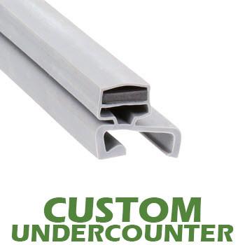Profile-306-Custom-Undercounter-Door-Gasket-gasket,306-Henny-Penny-2