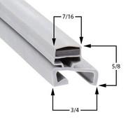 Henny-Penny-Gasket-21-3/4-x-29-980-990-996-HHC-900-HHC-902-HHC-903-HHC-906-HHC-908-25643-1