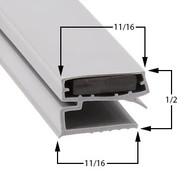 Traulsen-Gasket-23-1/4-x-29-1/2-Profile-424-60-367-AHF232WP-GHF132W-SVC-43493-00-2