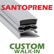 Profile-495-Custom-Walk-in-Door-Gasket-gasket-495-1