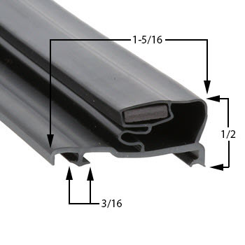 Ardco-Gasket-26-3/8-x-31-1/4-13199-P99-03-091-1