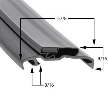 Ardco-Gasket-23-1/4-x-54-5/16-Enertech-03-139-1