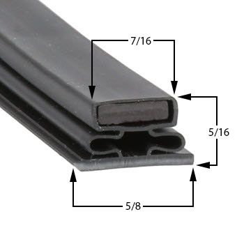 Ardco-Gasket-22-1/4-x-62-1/8-03-202-1