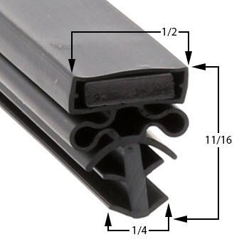 Barr-Gasket-29-5/8-x-77-3/4-05-023-1