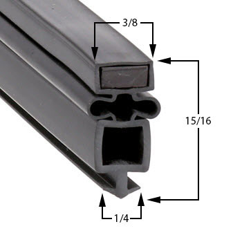 True-Mfg-810797-Gasket-27-3/4-x-30-1/2-2