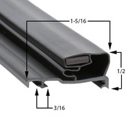 Schott Gemtron Gasket 3M-0016-038 29 15/16 x 70 3/4