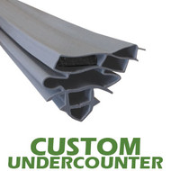 Profile-327-Custom-Undercounter-Door-gasket-327-True-Mfg-2