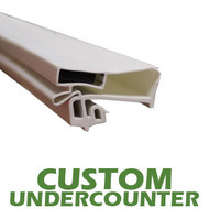 Profile 627 - Custom Undercounter Door Gasket