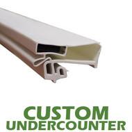 Profile 627 - Custom Undercounter Door Gasket