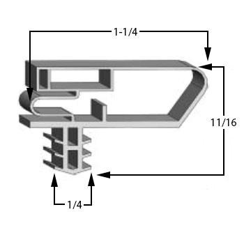 cg_782cs_cad__49561.1487604725.1280.1280?c=2 hussmann gasket 29 3 4 x 65 1 4 refrigeration gaskets made easy hussmann rl5 wiring diagram at gsmx.co