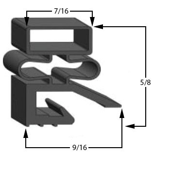 Crescor-gasket-H137S27D1LTB-0861-291-K