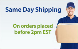Same Day Shipping on all cooler door gaskets