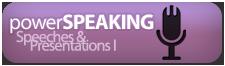 YOB Pro - Speeches & Presentations I