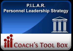 QUICKFix Coach's Toolbox - P.I.L.A.R. Leadership Development Plan