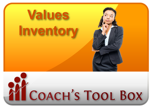 QUICKFix Coach's Toolbox - Values Inventory