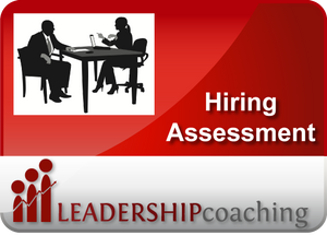 Coaching - Hiring Assessment