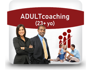 iii Coaching Adult 1-on-1 Coaching Package