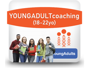 iii Coaching Young Adult 1-on-1 Coaching Package