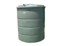 5,000 Litre Flat Wall Poly Water Tank