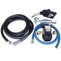 240 volt Pump Kit with Auto Shut-off Nozzle - 60LPM