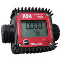 "1"" BSP Electronic Inline Digital Flow Meter"