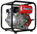 6.5hp Diesel Powered Fire Pump