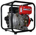 6.5hp Diesel Powered High Pressure Pump