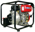 6.5hp Diesel Powered High Pressure Pump – Electric Start