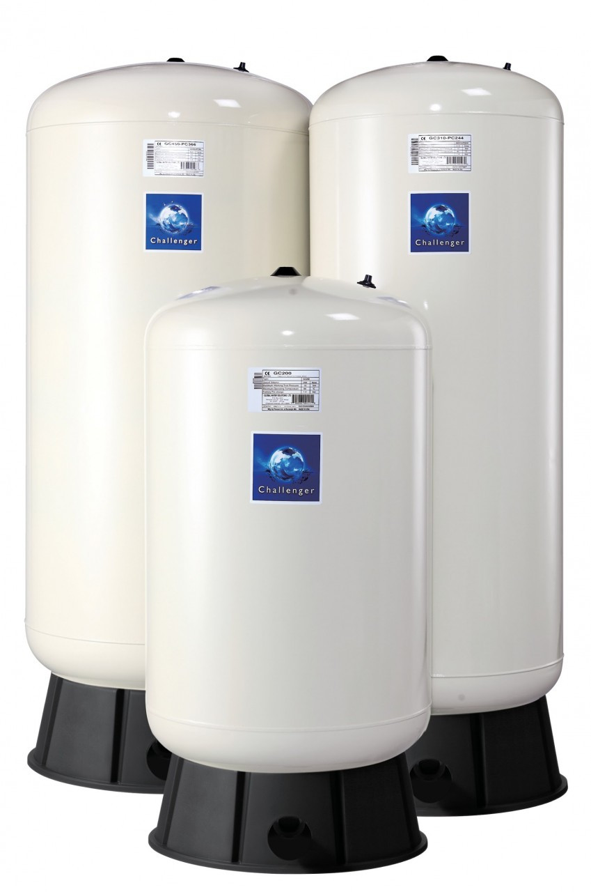 "Where To Buy Adblue >> 200 Litre Challenger Series Pressure Tank - 10 Bar 1-1/4"" - Bluewater Tanks"