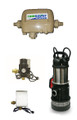 Rainsaver RS4E Changeover Device & BIA-42AMCX Pump - Auto Restart Package