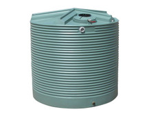 RT9000 9,000 Litre Round Poly Tank
